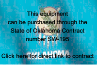 This equipment can be purchased through the  State of Oklahoma Contract  number SW-195  Click here for direct link to contract